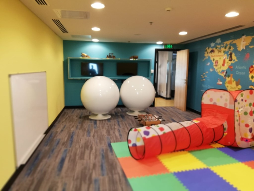 Kids Play Area - IBIS Sanabis
