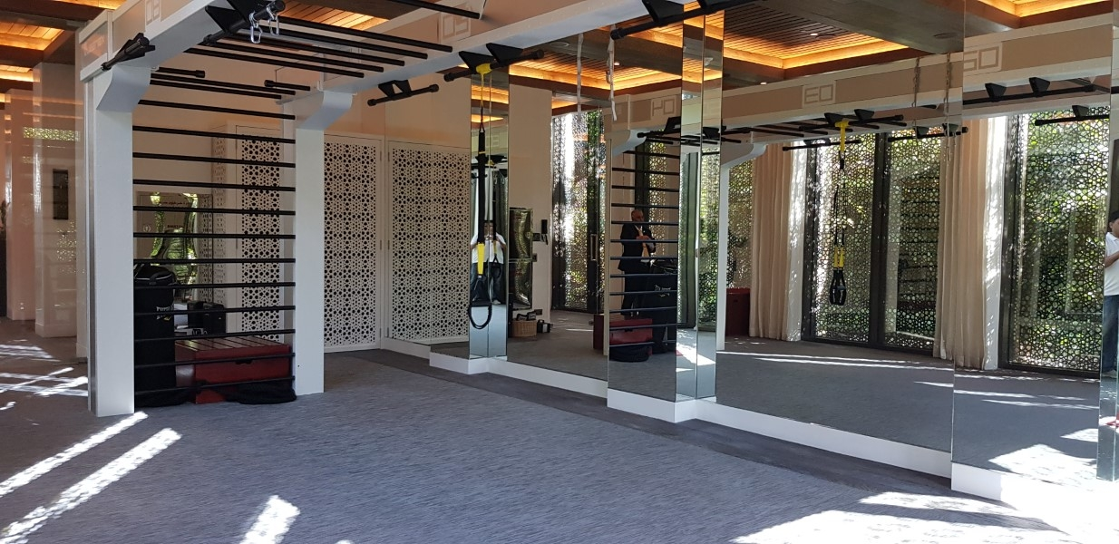 Gym Extension Renovation in Four Season Hotel, Bahrain