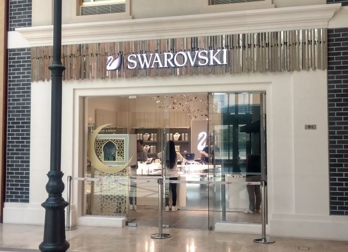 Swarovski - Avenue Mall