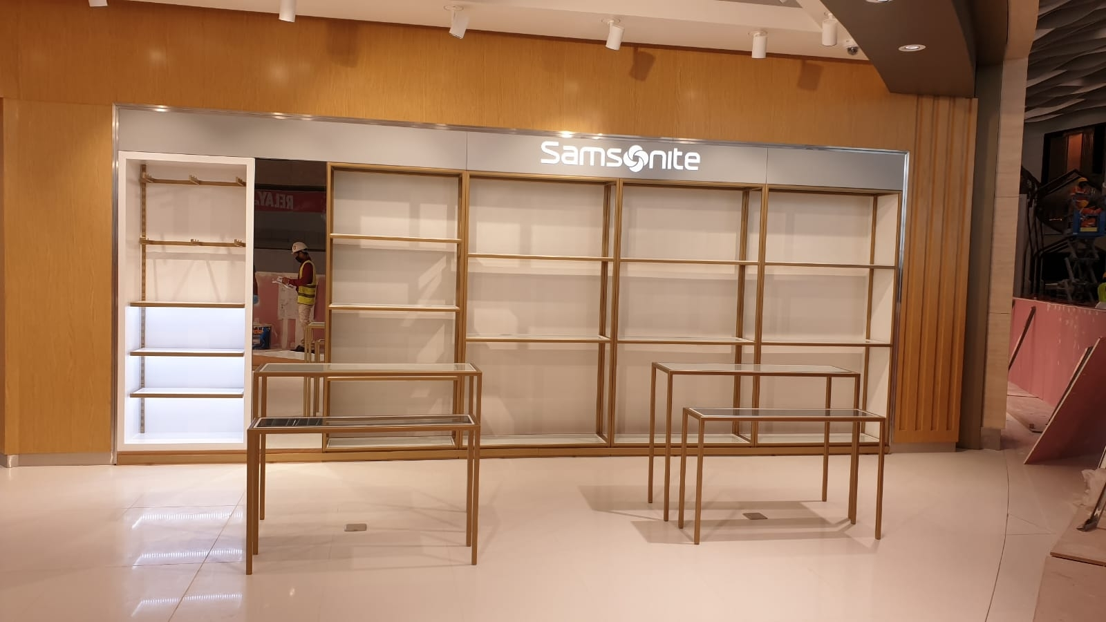 Samsonite Joinery & Installation